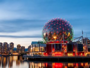 Vancouver Air Ticket