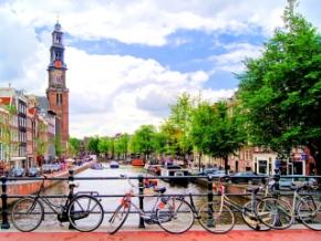 Amsterdam air tickets